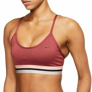 Nike Indy Icon Clash Light Support Sports Bra